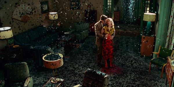 Leonardo DiCaprio and Michelle Williams in Martin Scorsese's Shutter Island