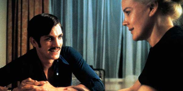 Eric Roberts and Caroll Baker in Bob Fosse's  Star 80