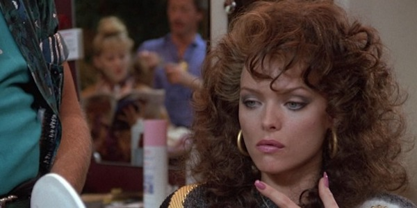 Michelle Pfeiffer in Jonathan Demme's  Married to the Mob