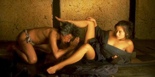 Shohei Imamura's  The Ballad of Narayama