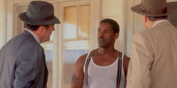 Denzel Washington in Carl Franklin's  Devil in a Blue Dress