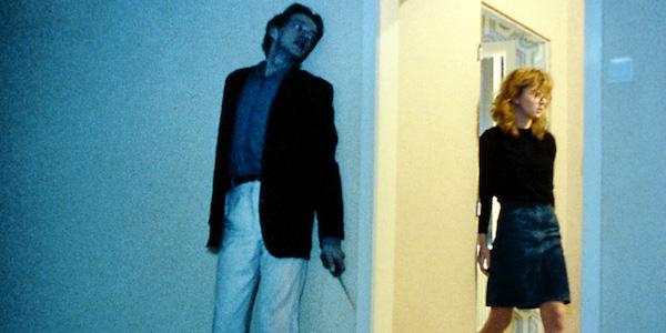 Erwin Leder and Silvia Ryder in Gerald Kargl's  Angst