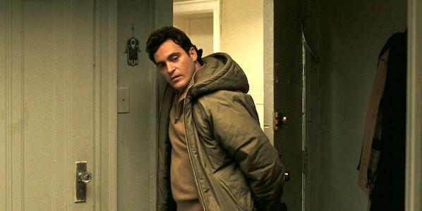 Joaquin Phoenix in James Gray's  Two Lovers
