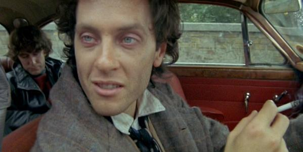 Richard E. Grant in Bruce Robinson's  Withnail & I