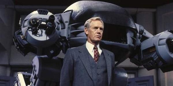 Ronny Cox in Paul Verhoeven's  RoboCop