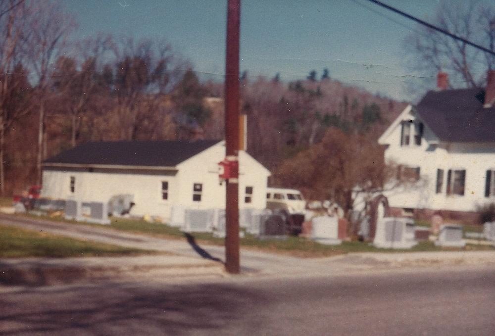 72 Concord St. Shop 1968