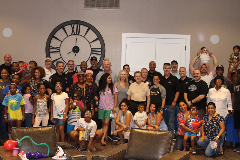 National Night Out - October 2, 2018Thank you to all those that came out to support our National Night Out in Mira Lagos! We love and support our Police, Fire and City Officials for all their great work that they do for our Community!
