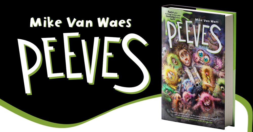 Click here to order now! -                           And click here to MEET THE PEEVES!