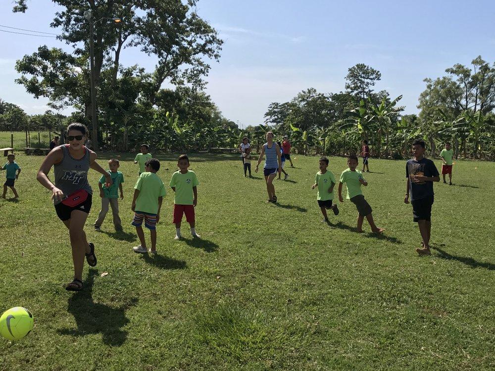 Soccer camp 3