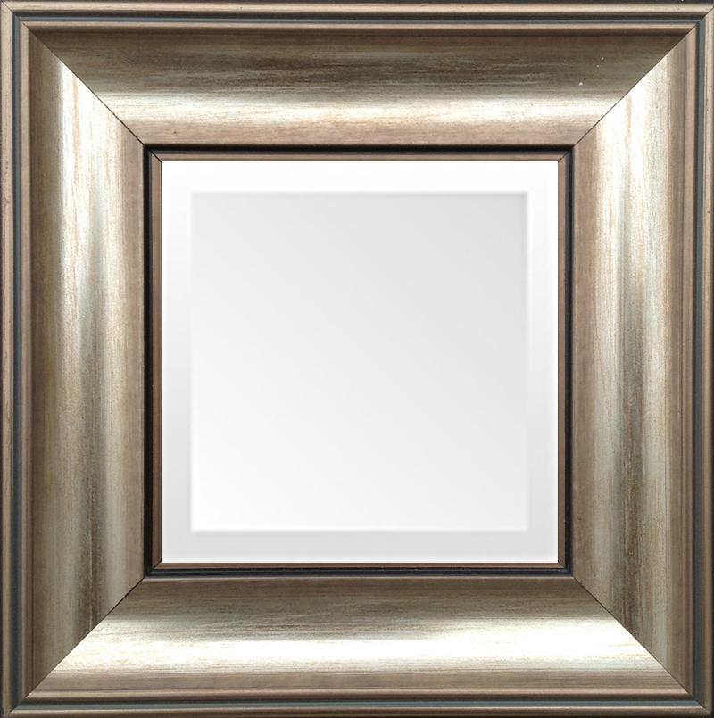 Soft Bronze Small Transitional Mirror Museum Facsimiles