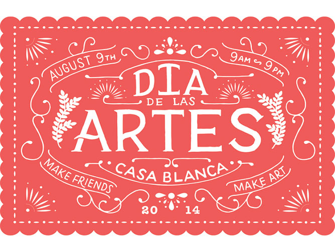 The Collaborative OUR PROJECT: Día de las Artes is a one-day arts celebration in Casa Blanca—one of the most under-resourced neighborhoods in Riverside, CA. It will involve original theater, music, dance, painting, photography, poetry, storytelling, food and fun.  For more information click here.