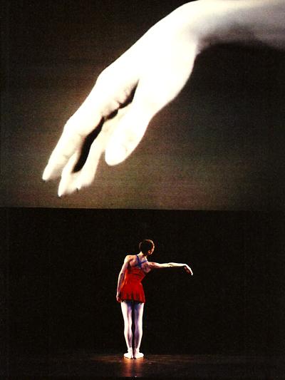 """""""  Live  """" au Festival d'Edimbourg."""
