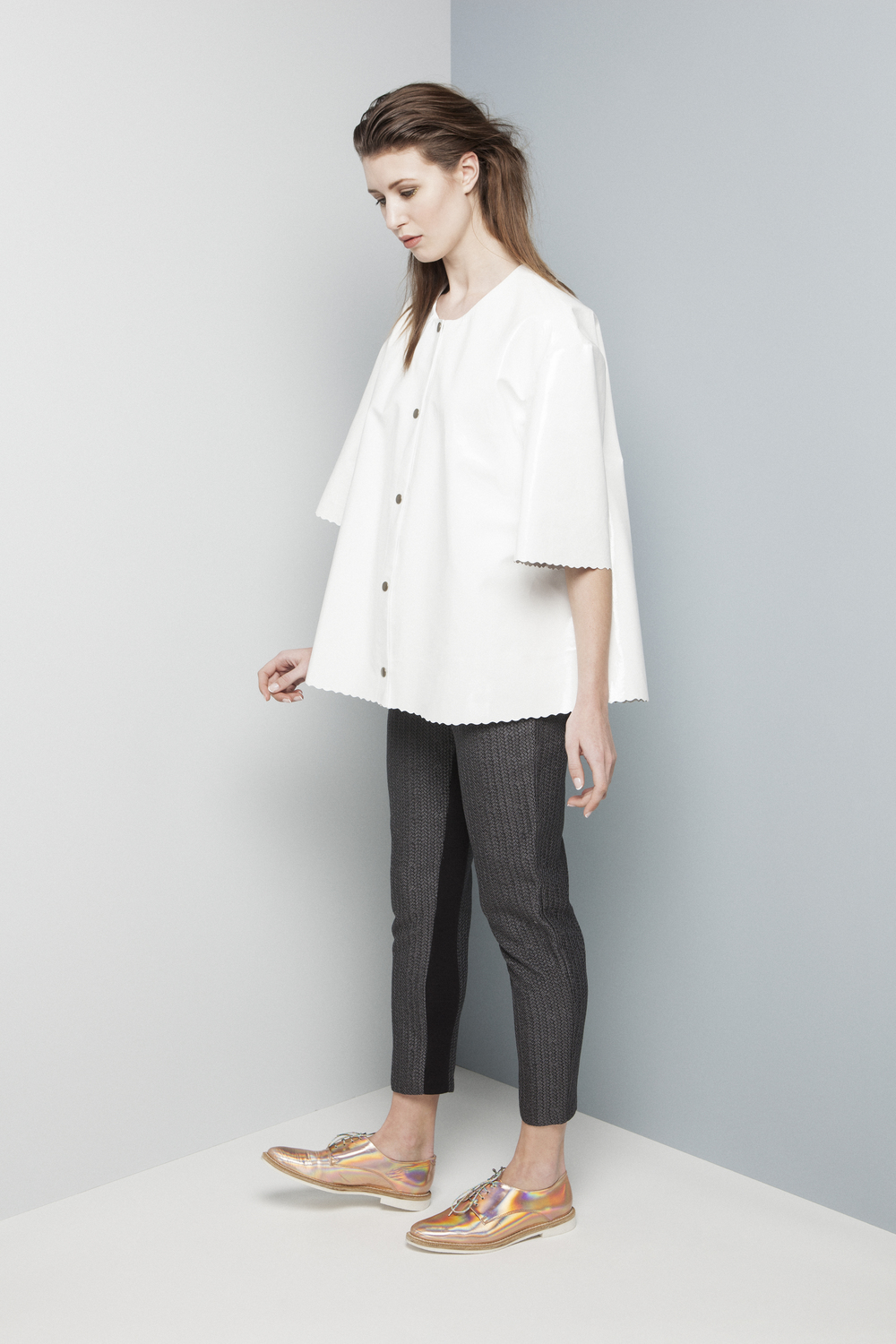 Manley AW14 Abbie Patent Jacket €375 and Rylie Pants €275 .jpg