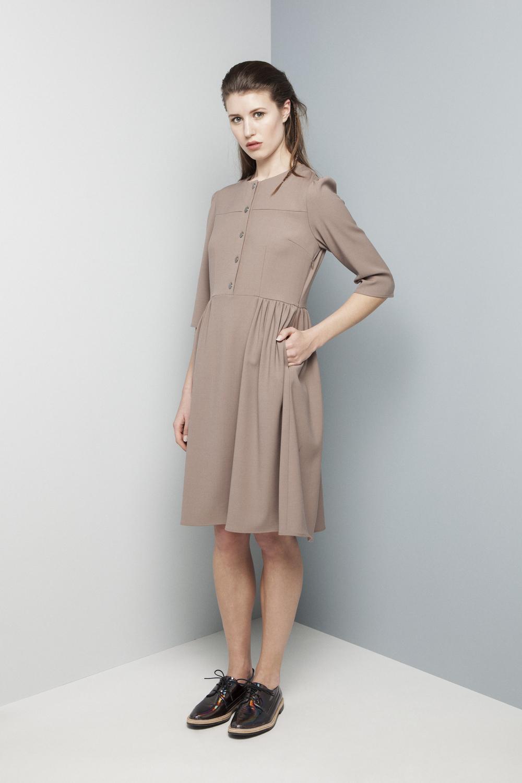 Manley AW14 Elsie Dress (clay) €325.jpg
