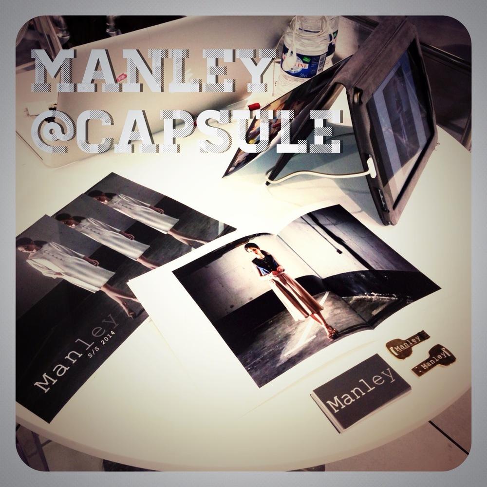 Manley @ Capsule