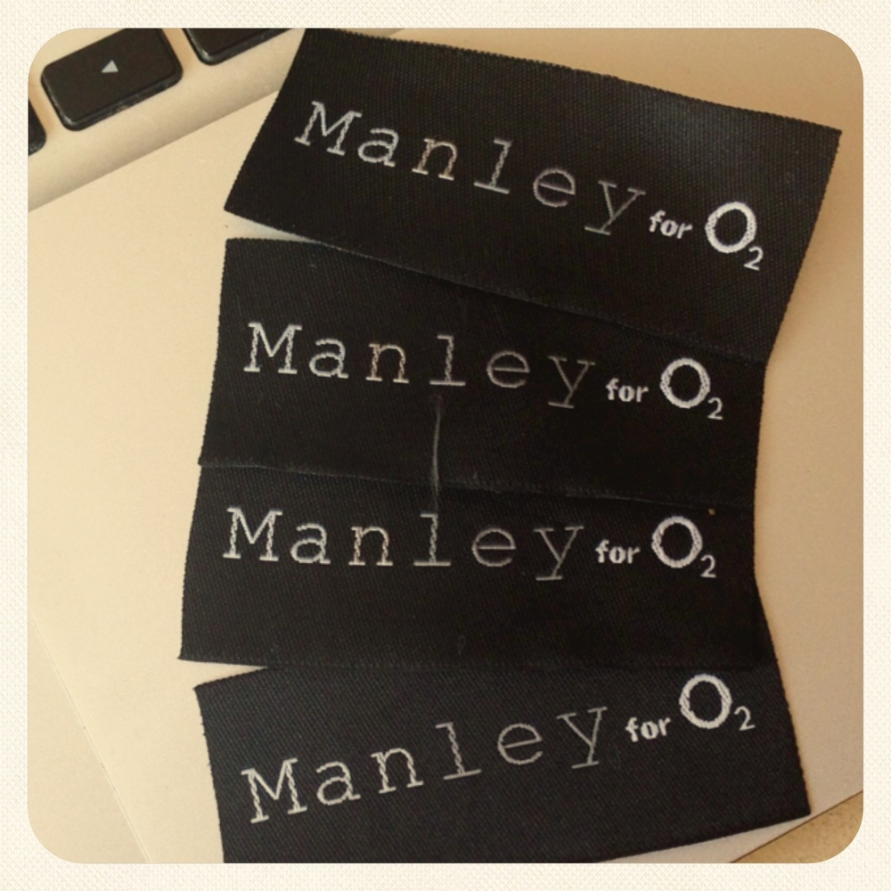 Manley for O2 labels