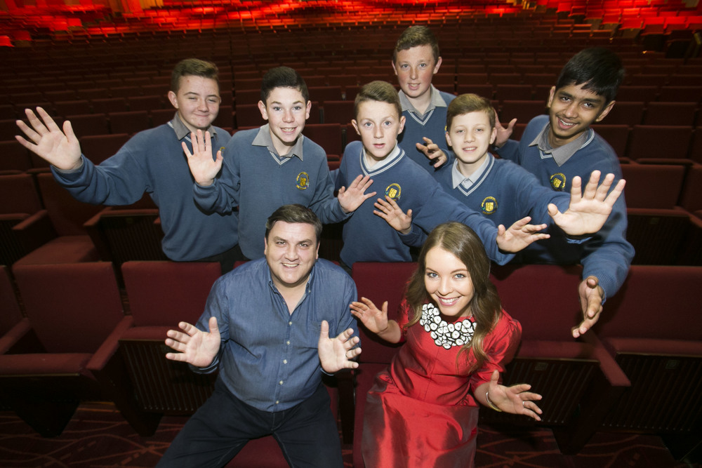 Bord Gáis Energy Student Theater Awards