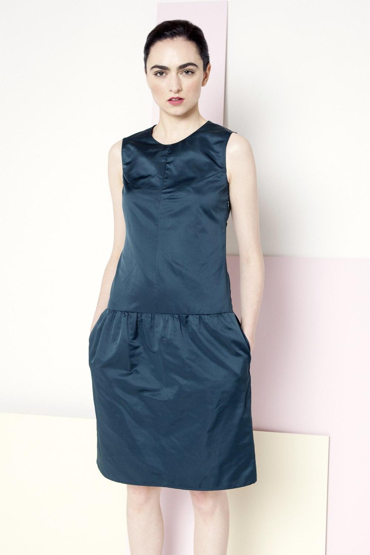 Sian Dress /// Teal