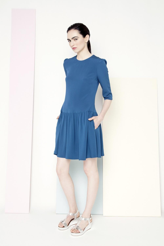 Mila Dress /// Navy
