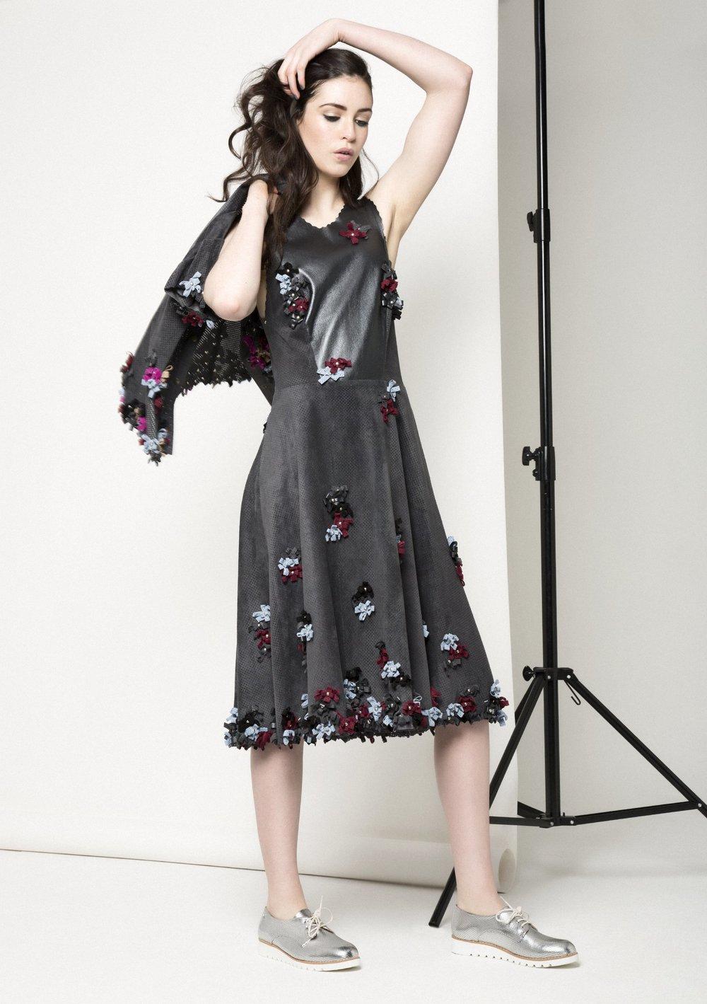 Manley AW15 Carly Bow Dress €783, Maya Bow Jacket €486.jpg