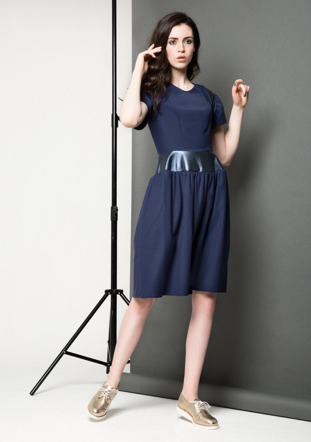 Maya Dress /// Navy
