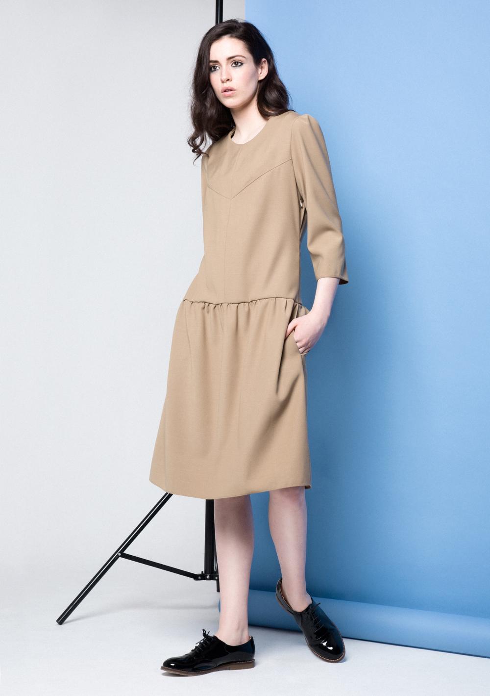 Robin Dress /// Sand