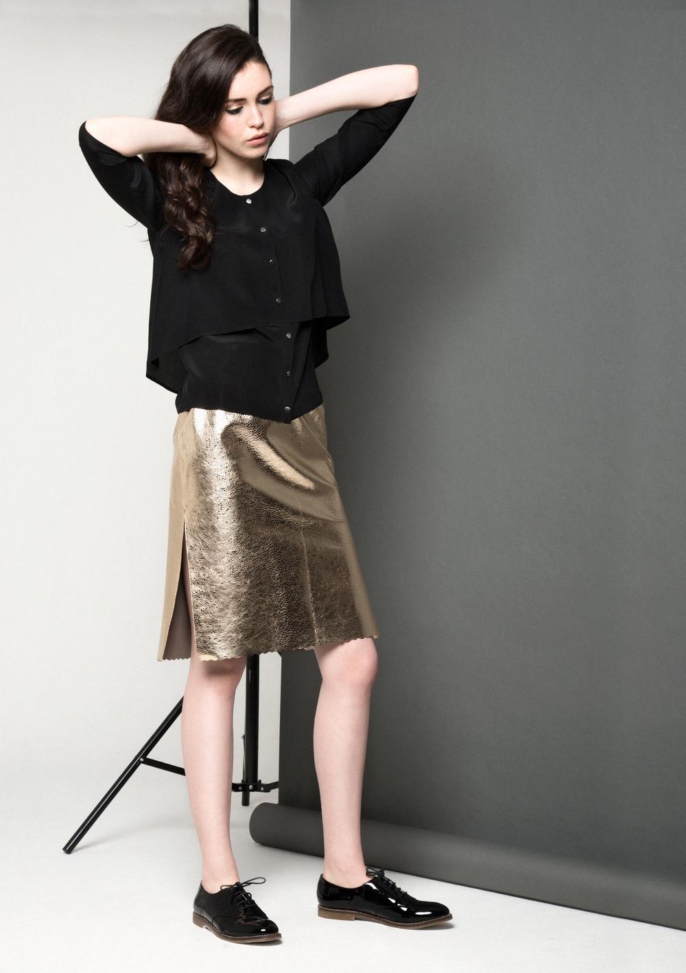 Carly Shirt /// Black