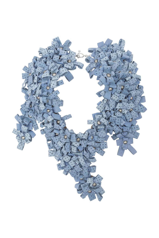 Maya Necklace /// Powder Blue