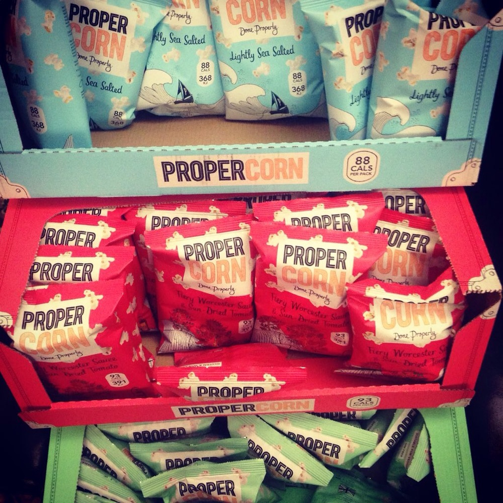 Propercorn @ Irish Designers Black Friday Sale