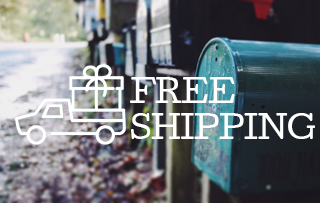 Free Shipping Throughout Ireland