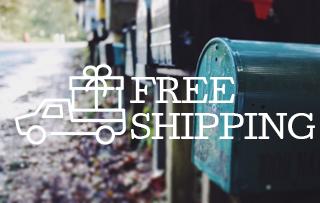 Free Shipping Throughout Ireland