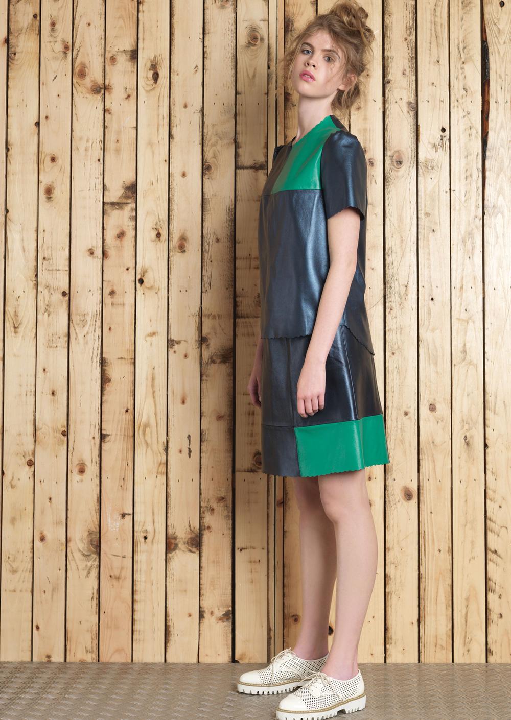 Boxter Tee // Boxter Skirt