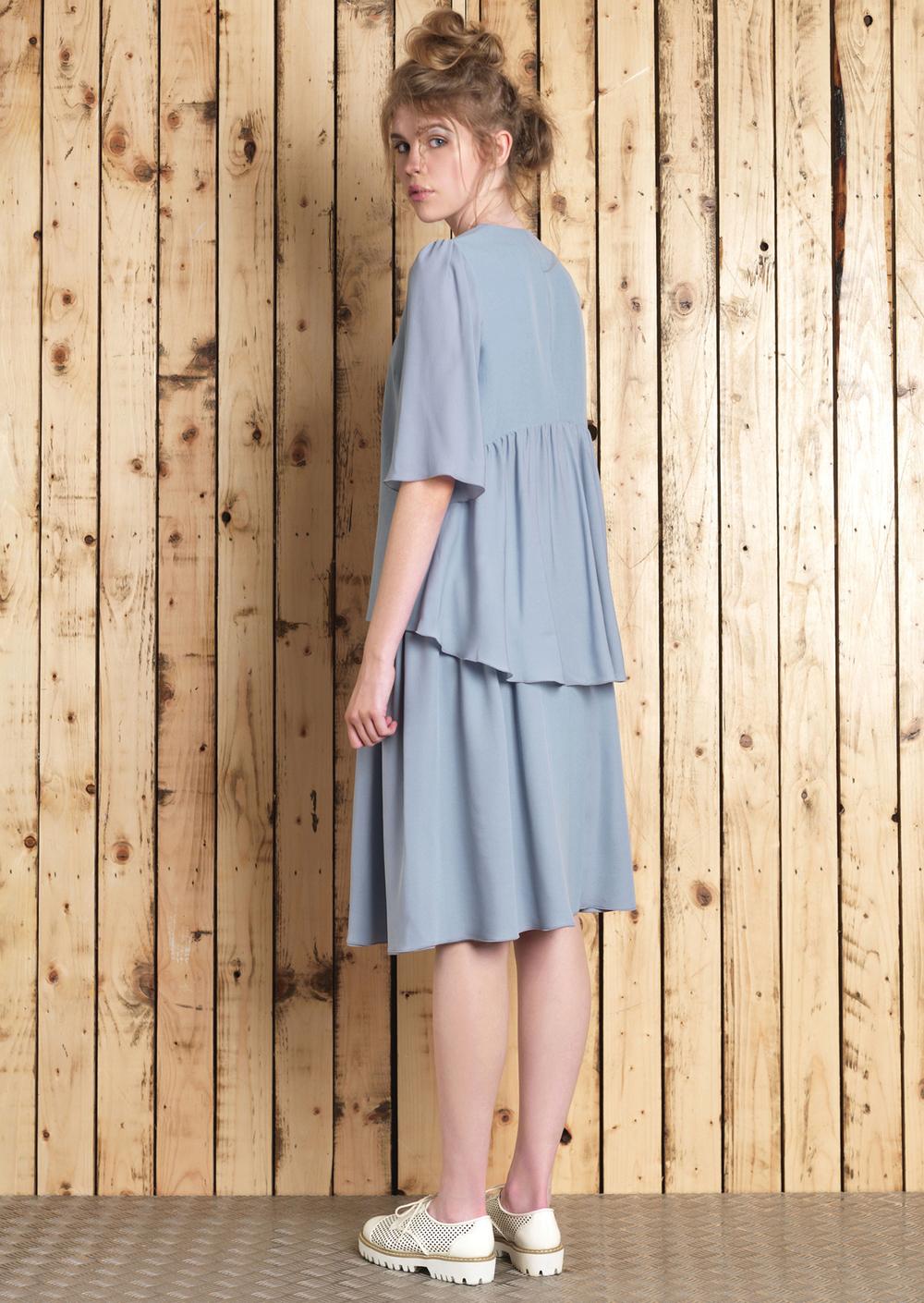 Manley Lana Blouse // Cara Skirt