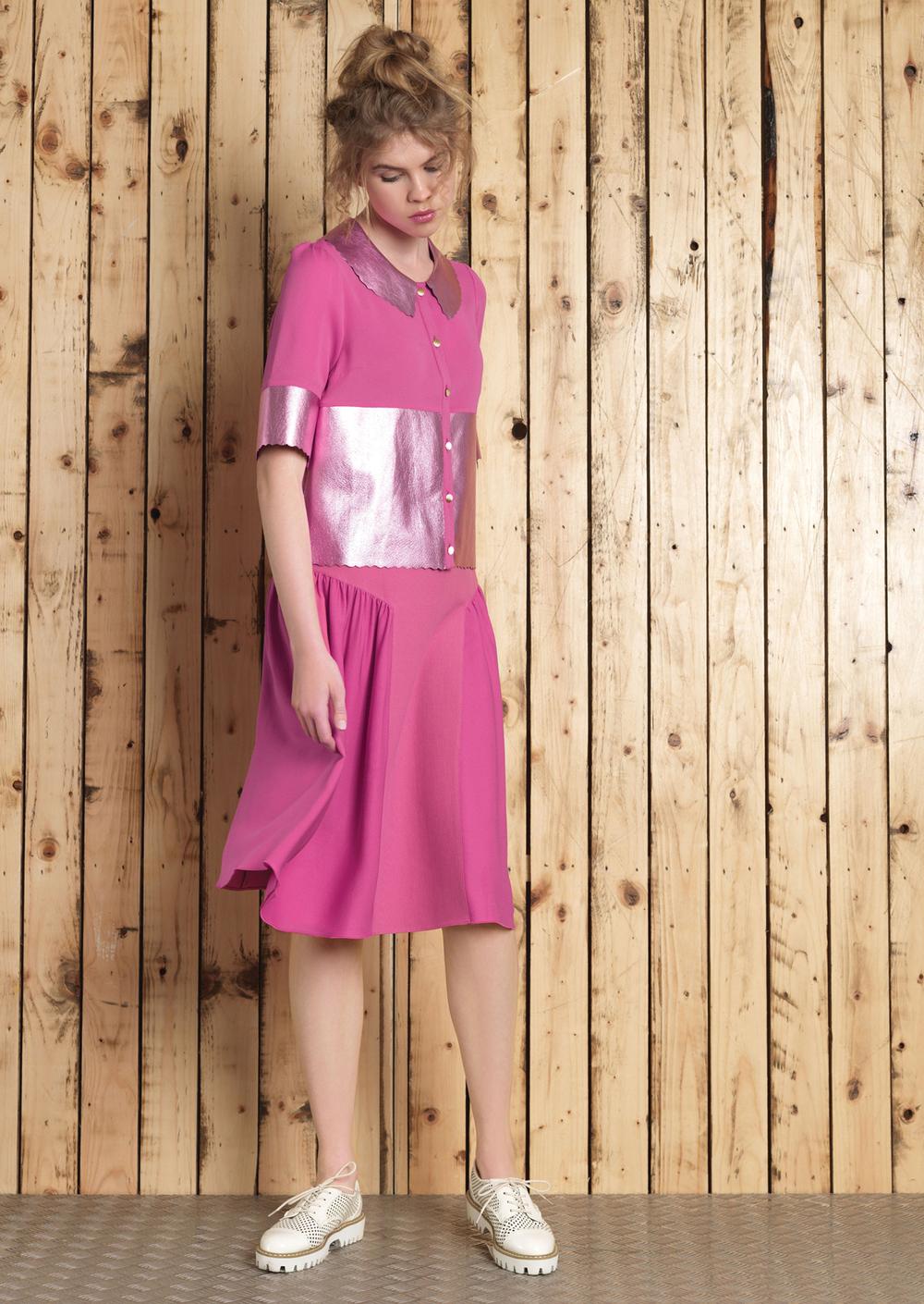 Cori Shirt // Cori Skirt