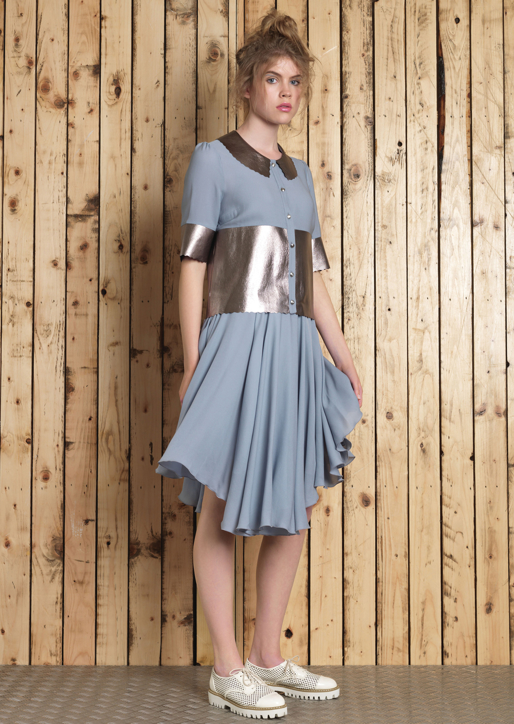 Cori Shirt // Erin Skirt