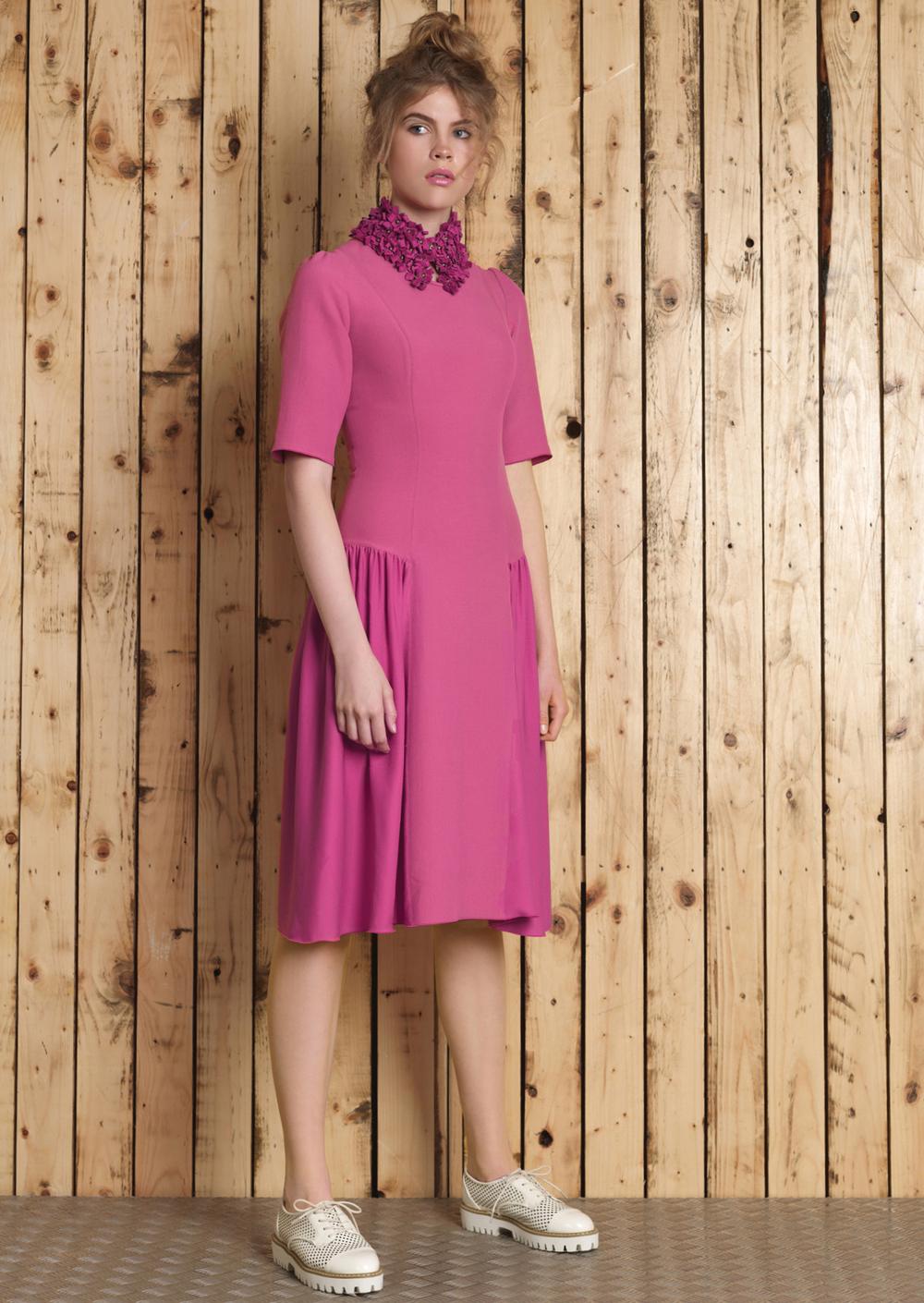 Manley Cori Dress // Cara Collar