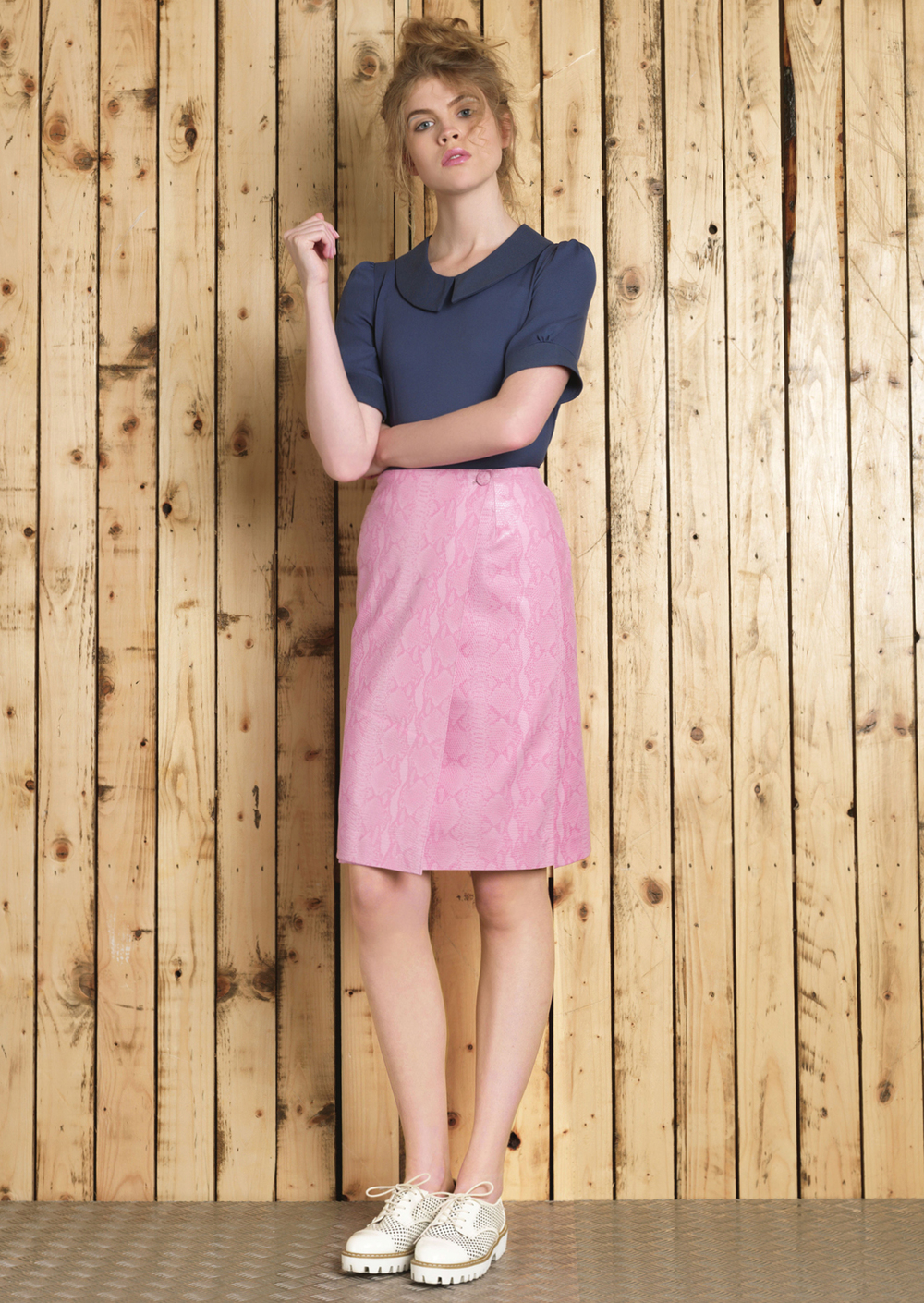Cori Tee // Skyler Skirt
