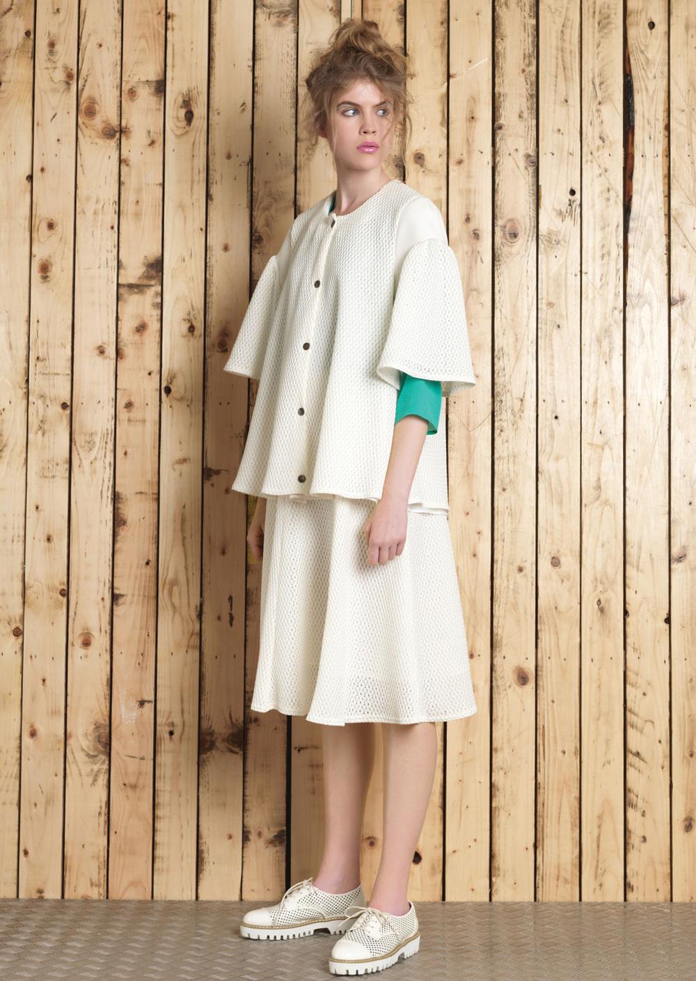 Sue Coat // Sue Skirt