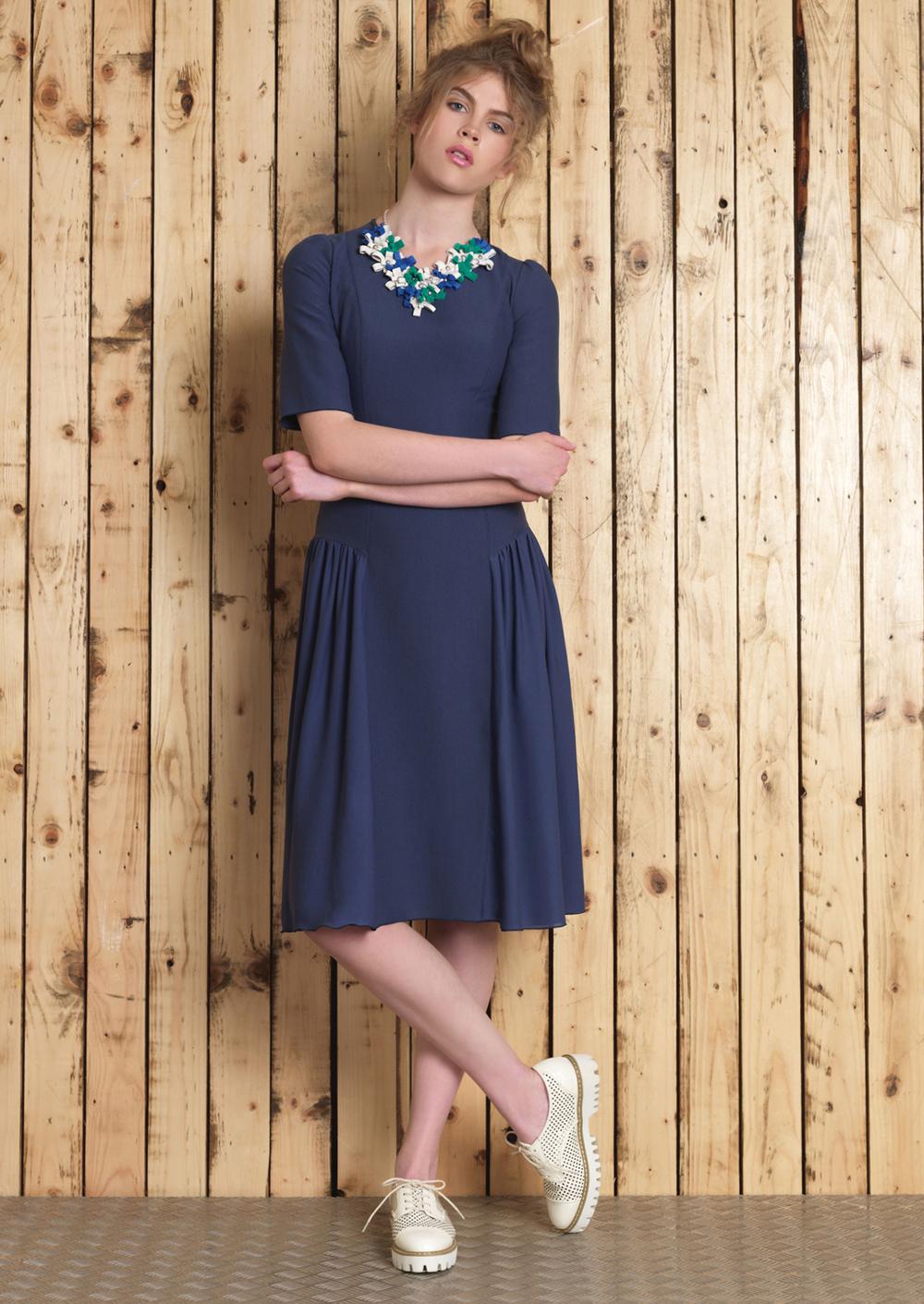 Cori Necklace // Cori Dress
