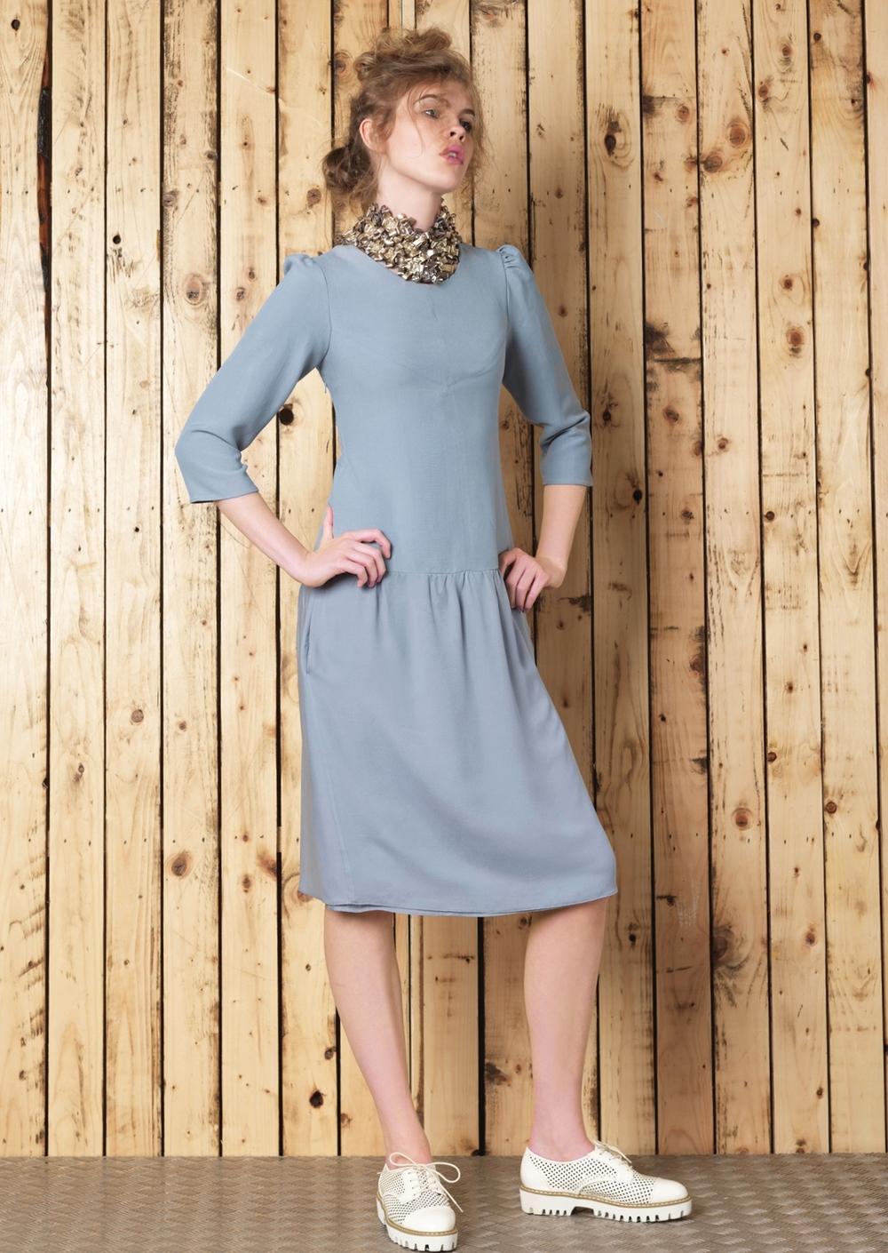 Cara Collar // Sue Dress