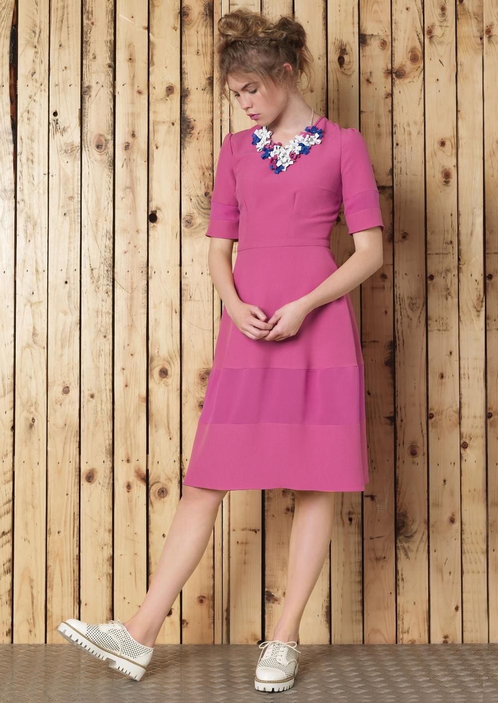 Cori Necklace // Lana Dress