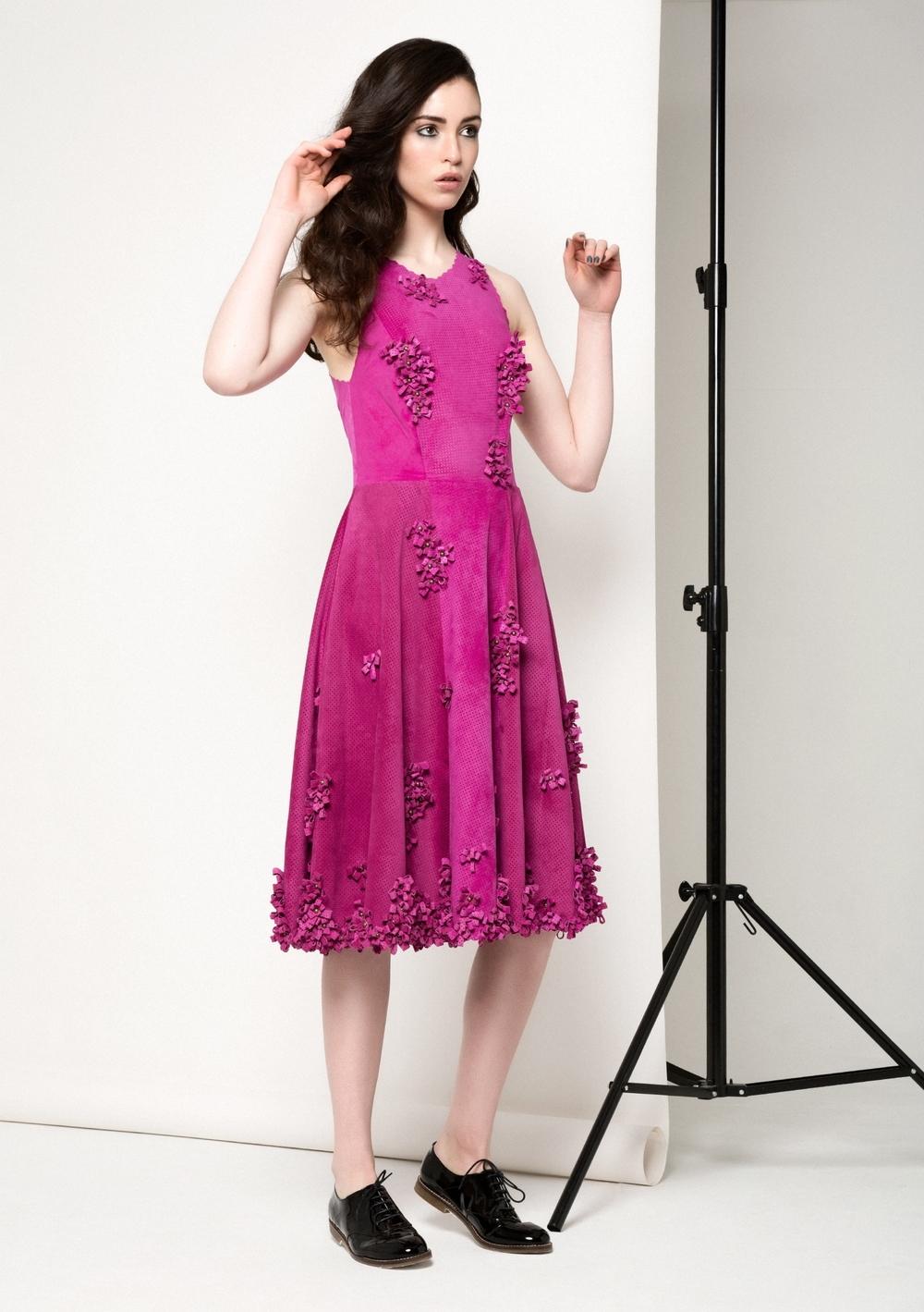Carly Bow Dress