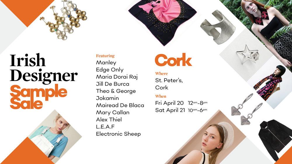 Irish Designer Sample Sale Cork IDSS
