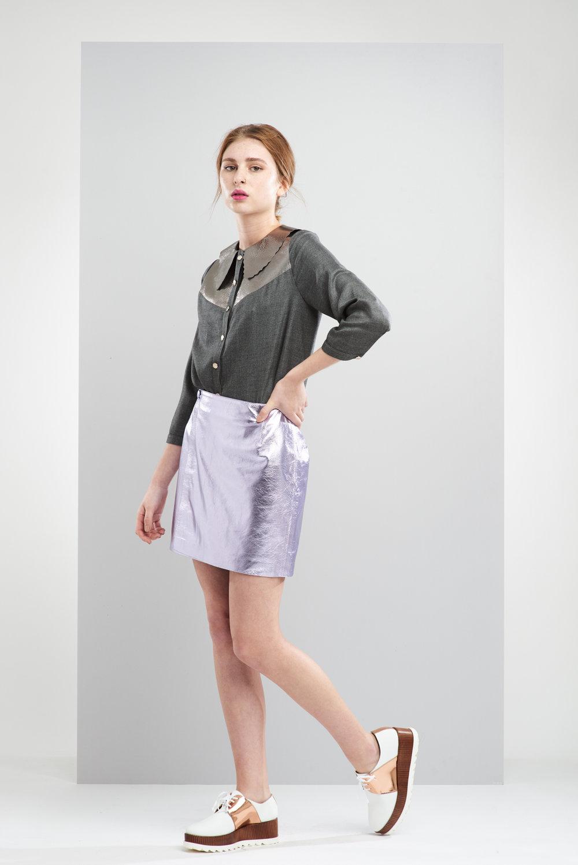ManleyAW17 - Willow Mini - Lilac €350. Sadie Shirt - Grey €250 LR.jpg