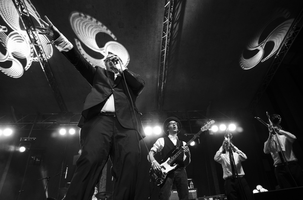 Saint Paul and the Broken Bones