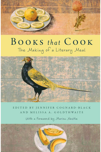 Books that Cook. NY, NY: New York University Press, 2014.