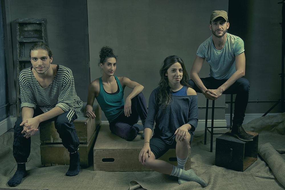 Gibson Kochanek Studio (2015 campaign)