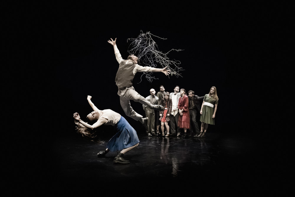 National Dance Company Wales Spring Tour 2016