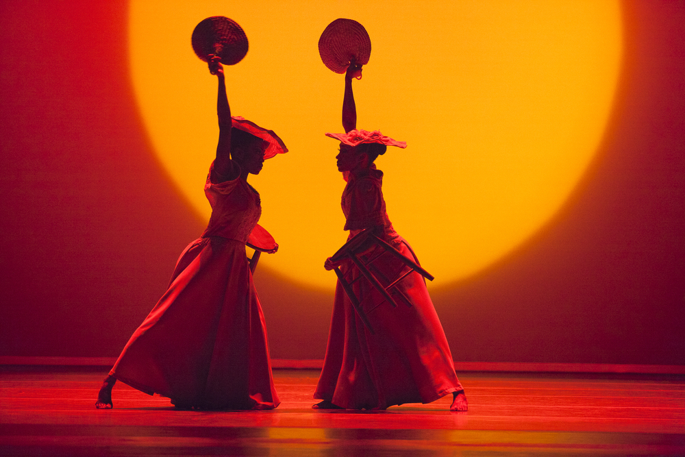 Dance Consortium - UK Tours (photo: Alvin Ailey American Dance Theater - Gert Krautbauer)