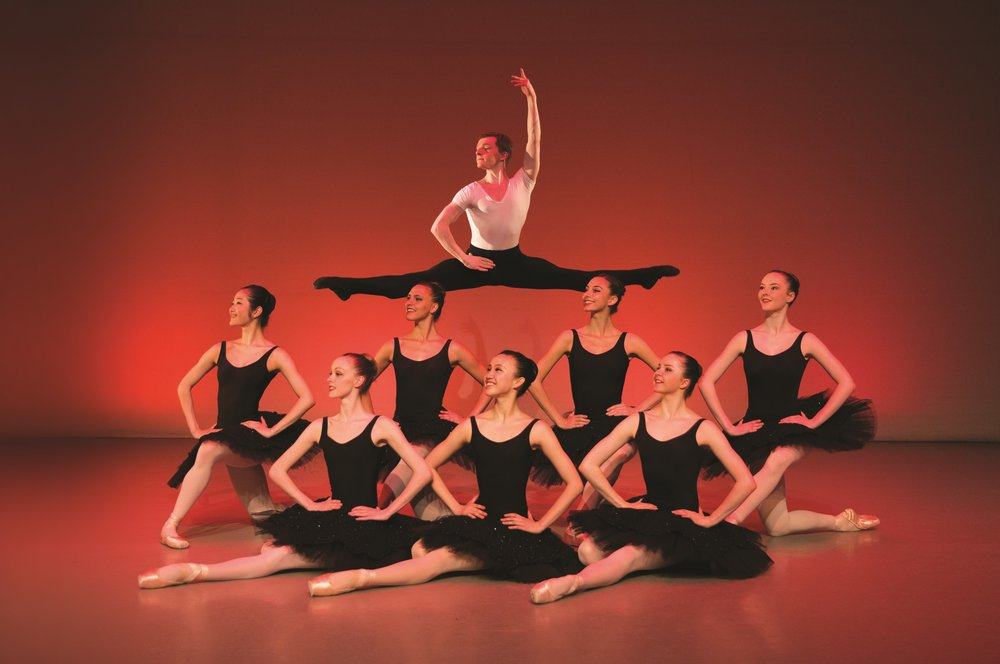 Elmhurst Ballet School (photo: Andy Ross)